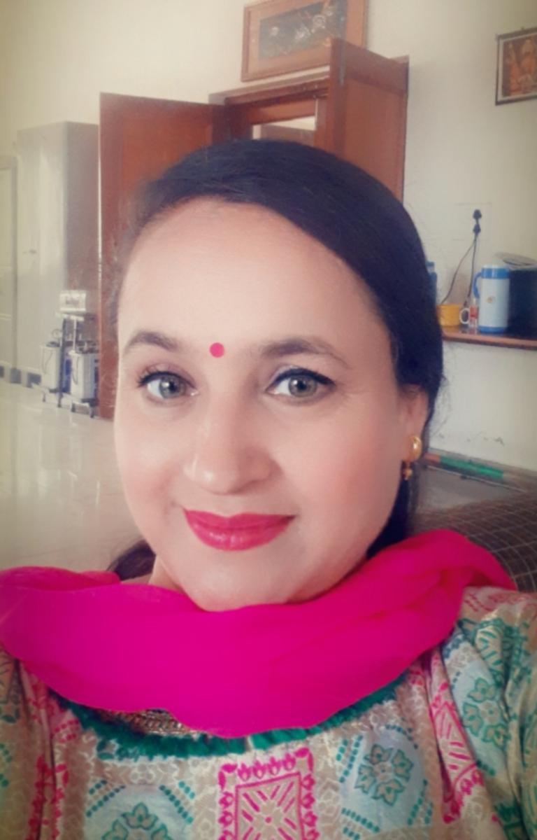 Mrs. Paramjit Kaur